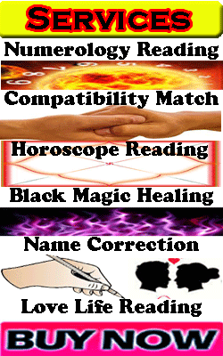 online numerology services by astrologer and numerologist