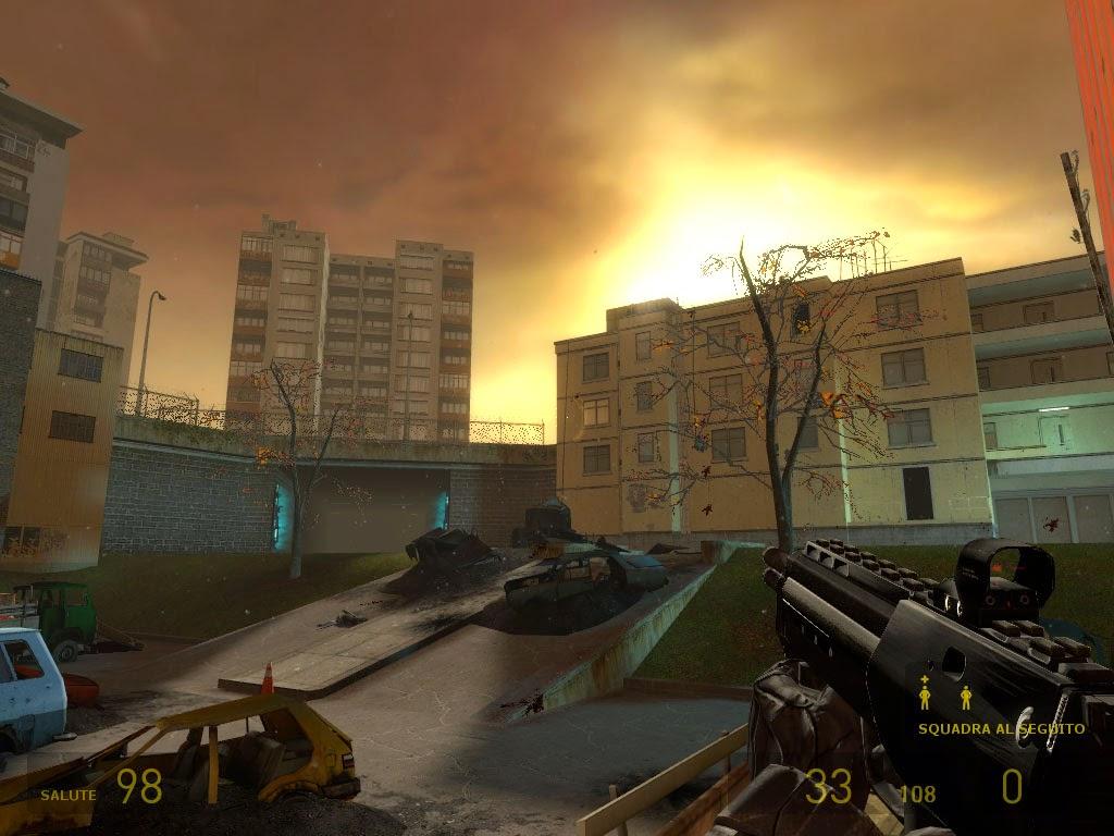 Free game-sharing at BlackMask Gaming: Free download Half Life 2