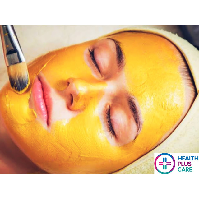 The benefits of turmeric mask for the skin