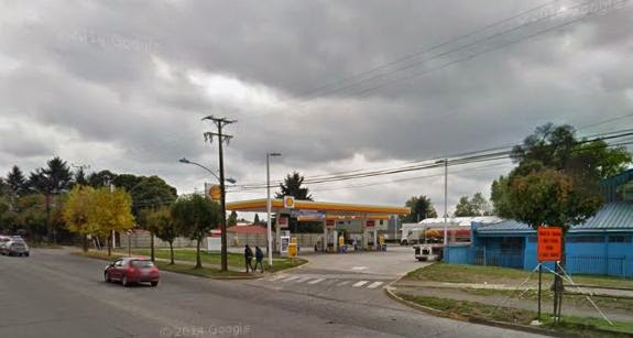 servicentro Shell de Avenida Julio Buschmann