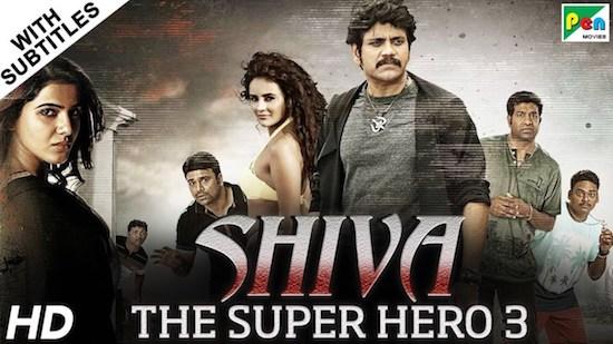 Shiva The Super Hero 3 2019 Hindi Dubbed Movie Download 720p HDRip