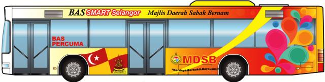 Bas SMART Selangor Route Bus Schedule