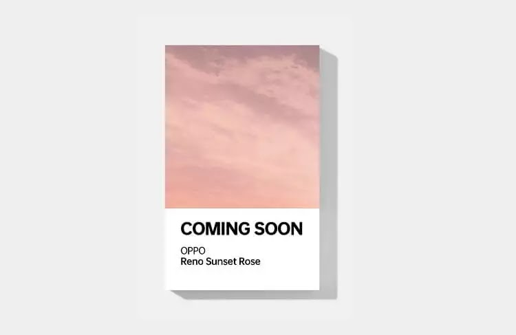 OPPO Reno Sunset Rose Coming to the Philippines
