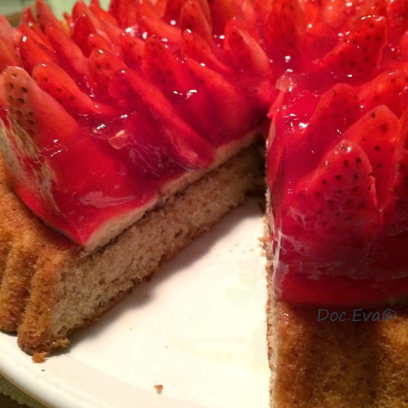 Erdbeer kuchen ohne ei