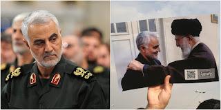 Qassem Soleimani, Ikon Rezim Syiah yang Beringas di Timur Tengah