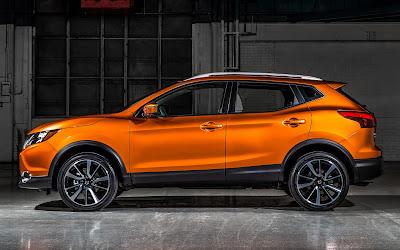 Nissan Rogue sport 2018 Concept, Review, Specs, Price