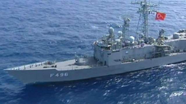 """Η Γαλλία κατήγγειλε στο ΝΑΤΟ παρενόχληση από τουρκικό πλοίο - """"Αβάσιμες"""" οι κατηγορίες απαντά η Άγκυρα"""