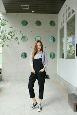 Outfit-wanita-terbaru-jumpsuit