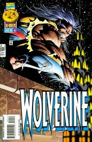 En 1996 Logan se volvió más bestial