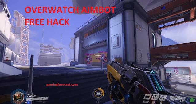 overwatch aimbot hack