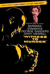 Watch Witness to Murder Online Free in HD