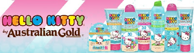 Australian Gold's Hello Kitty Kid's Collectio,