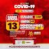 Jaguarari registra 05 novos casos de coronavírus nesta terça-feira (15)