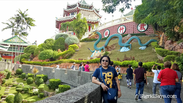 Cebu Taoist Temple - Cebu tourist spots