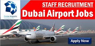 Airport Attendant Job Recruitment in Dubai