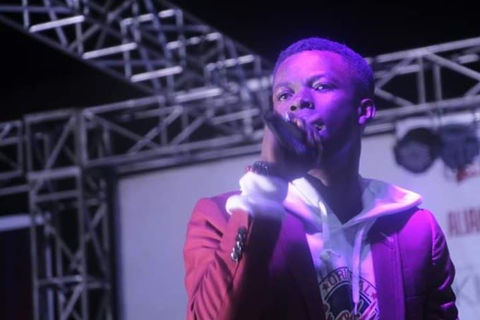 """Know More About The Next Rated Rapper From The Northern Nigeria """"JoeBrown"""" ( Bio & Photos)"""