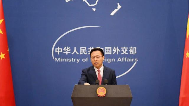 China: EEUU pretende ocultar su respuesta fallida a COVID-19