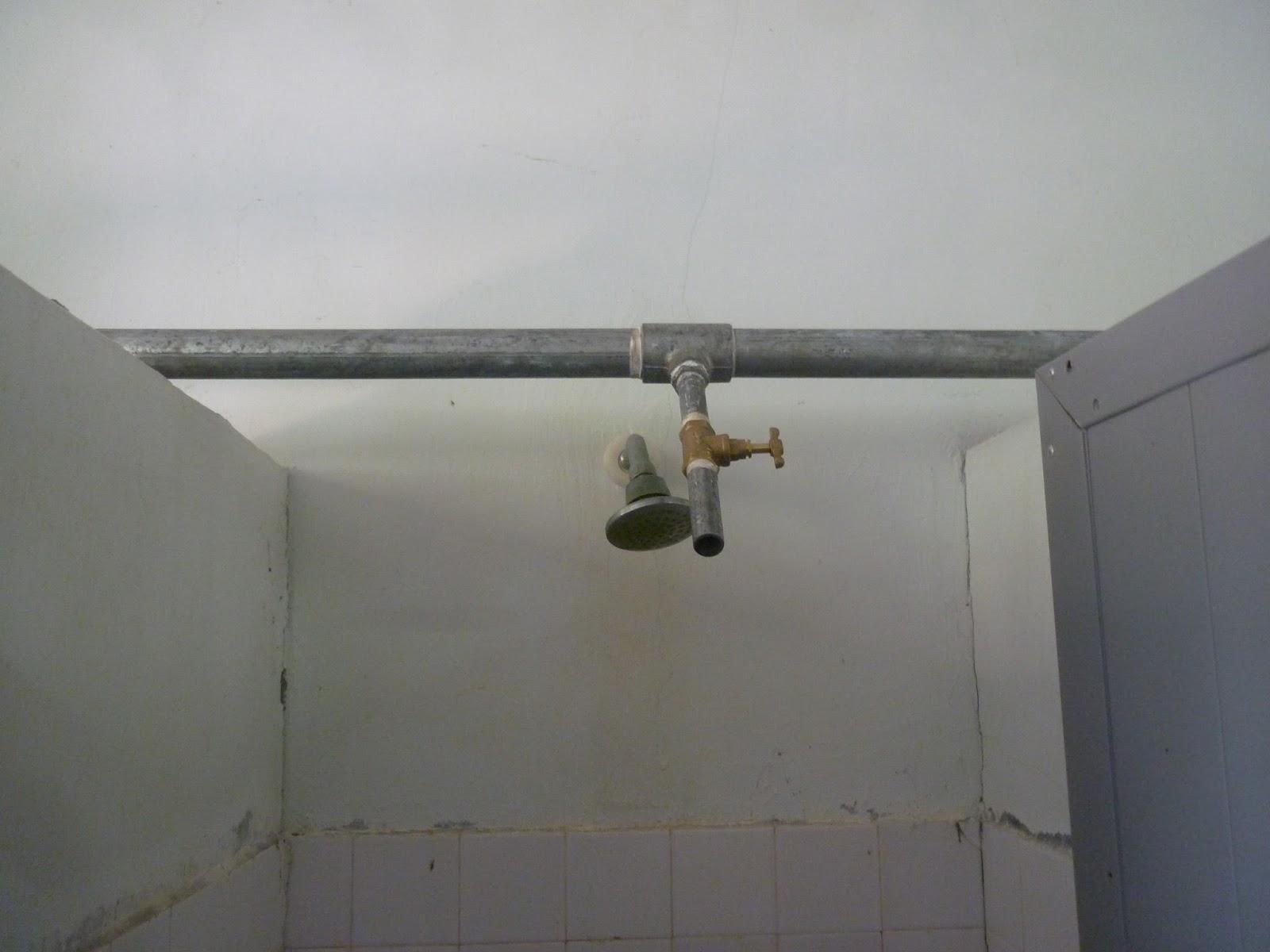 Pasang Shower Bilik Air