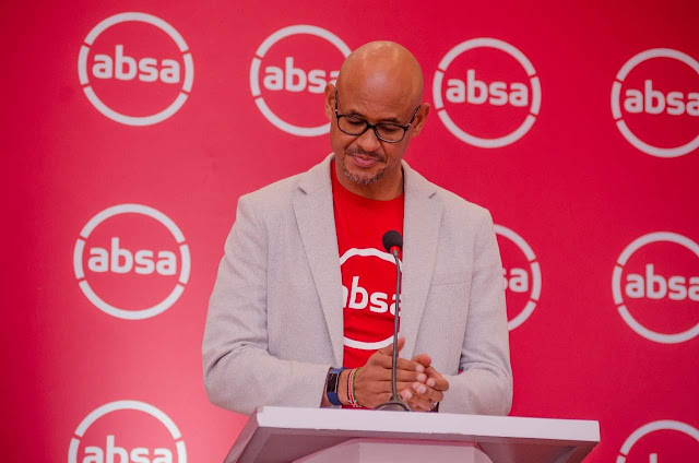 Absa Bank Kenya MD, Jeremy Awori