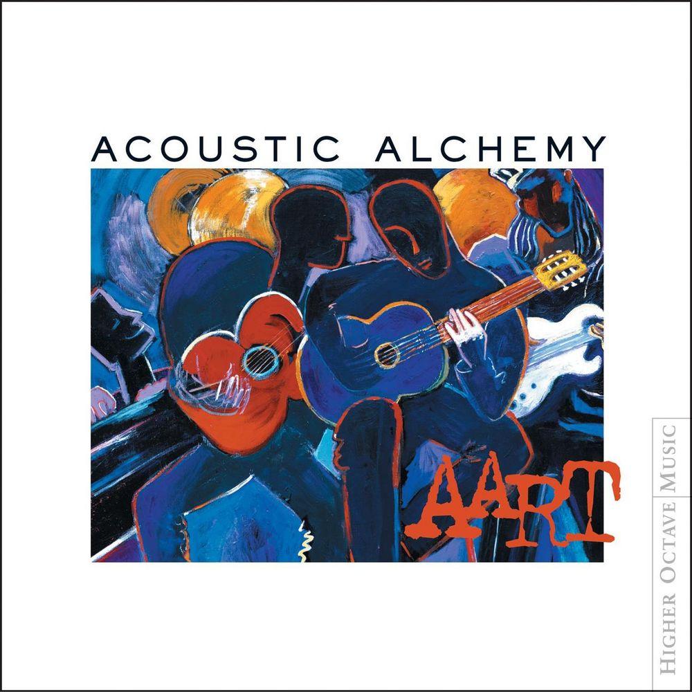 MusiK EnigmatiK: Love At A Distance - Acoustic Alchemy -Aart (2001)