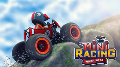 Mini Racing Adventures MOD (Unlimited Coins) APK for Android