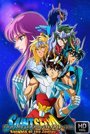 Los Caballeros Del Zodiaco Peliculas 1987-2004 [1080p] [Latino-Japones] [MEGA]