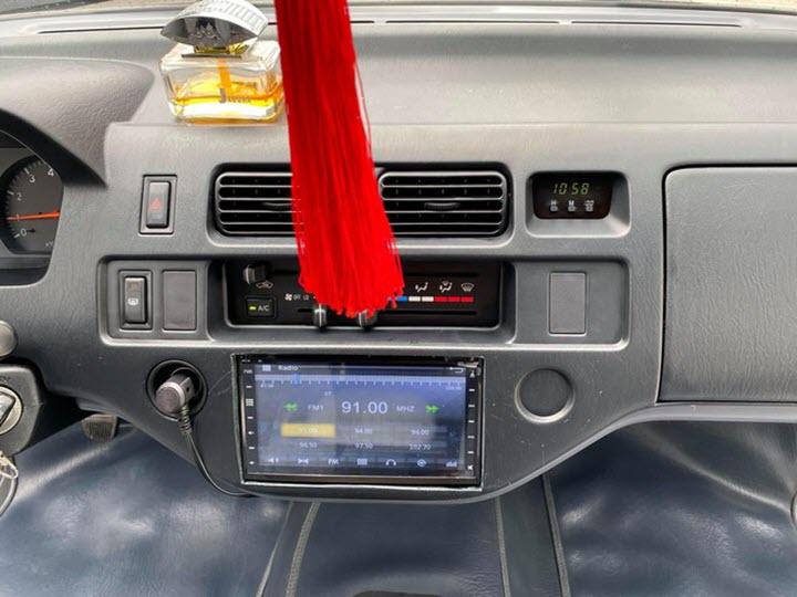 Toyota Zace 20 năm lăn bánh 17.000 km tại Việt Nam