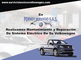 Mantenimiento Sistema Eléctrico Volkswagen