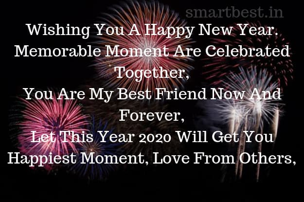Happy New Year Quotes Wishes Image For Friends, Family, And Girlfriend.