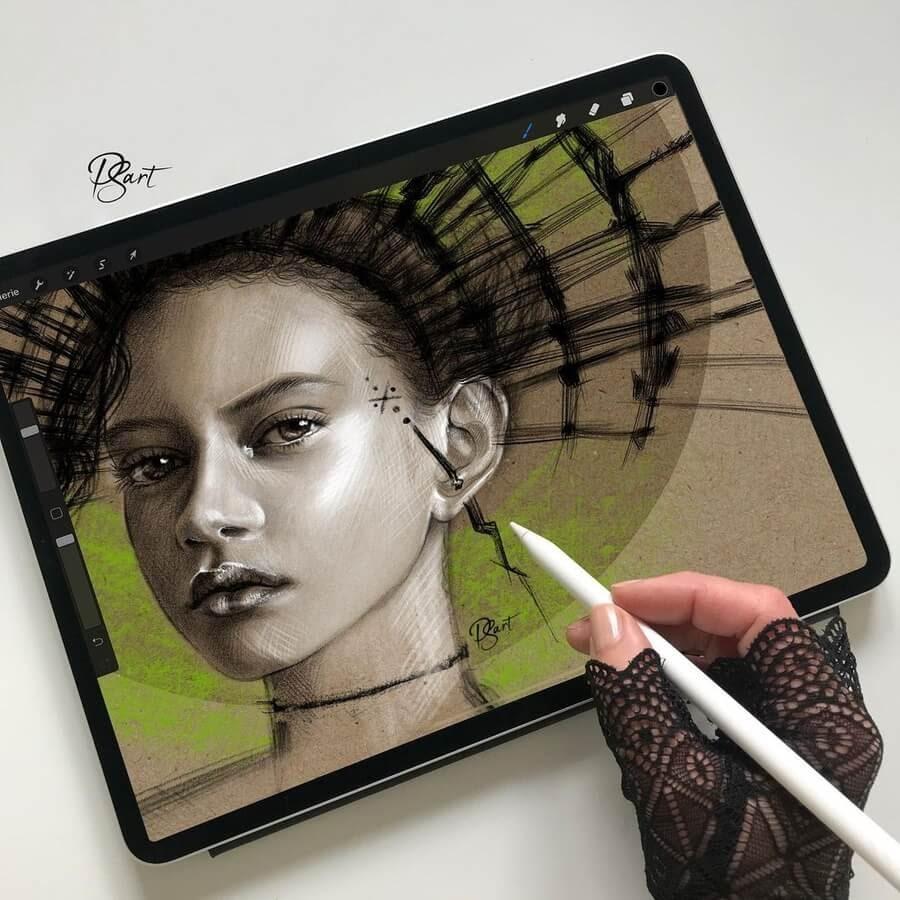 03-Digital-Art-Portraits-Petra-Strasser-www-designstack-co