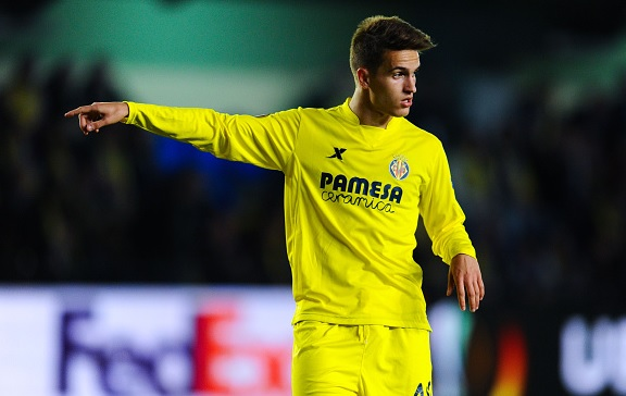 Premier League giants eye Villarreal midfielder Denis Suarez