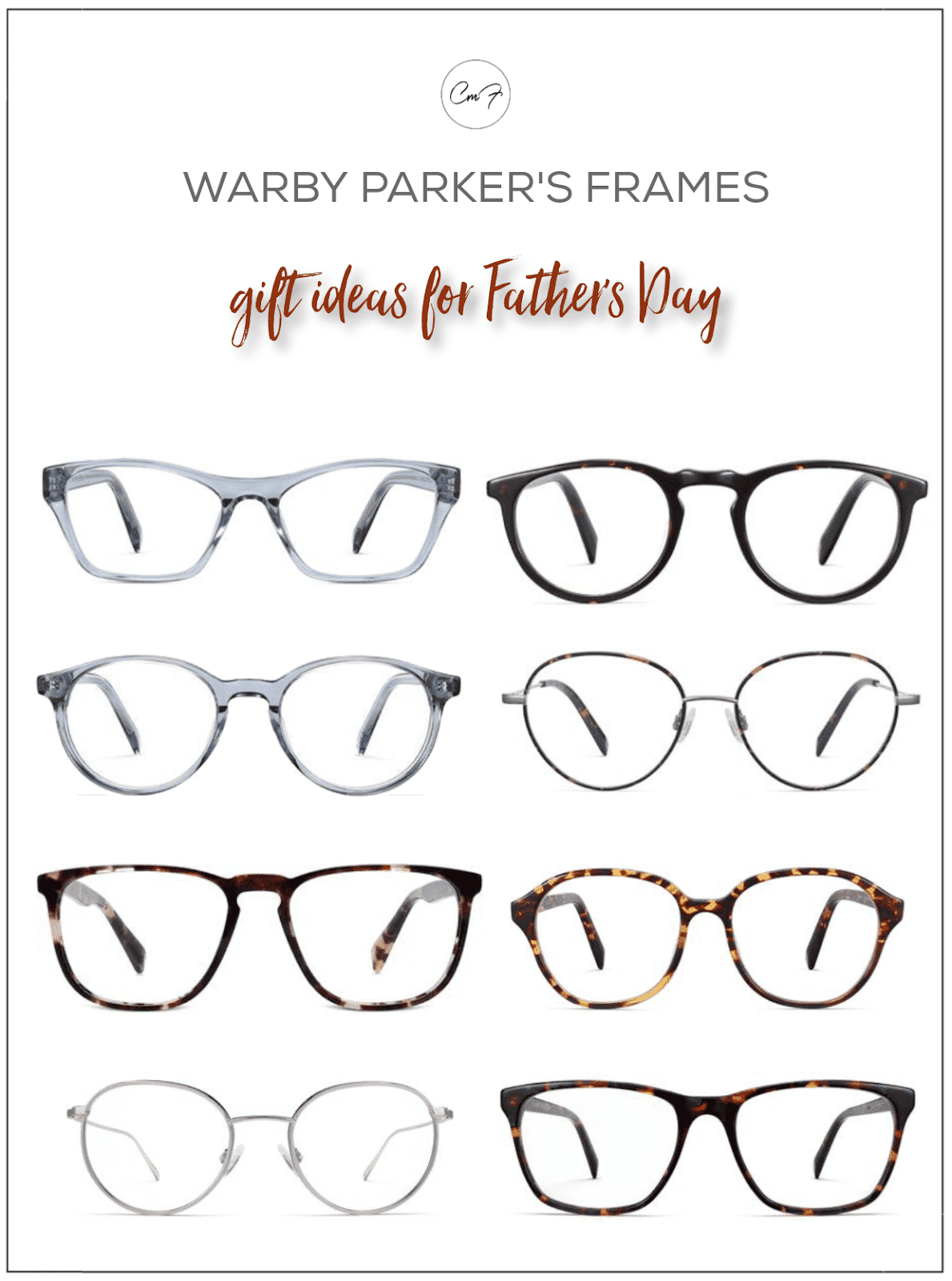 gifts for father's day eyeglasses ideas