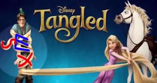 Mensagens Subliminares do Filme Frozen - Disney