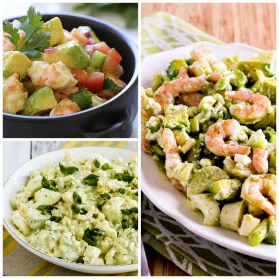15 Amazing Low-Carb Salads with Avocado