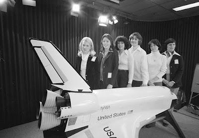 Σαν σήμερα … 1978,  η πρώτη γυναικεία Αμερικάνικη ομάδα αστροναυτών…