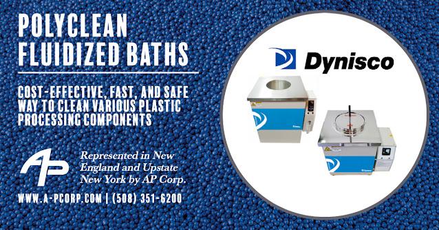 Dynisco Polyclean Fluidized Baths