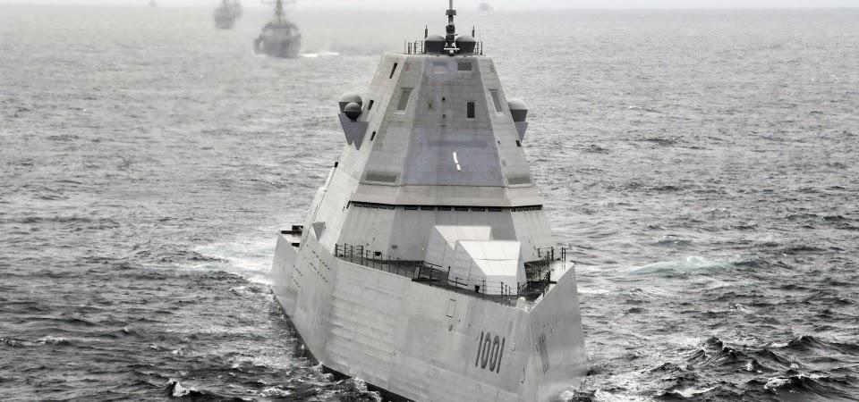 У США стартувала розробка нового есмінця DDG(X)