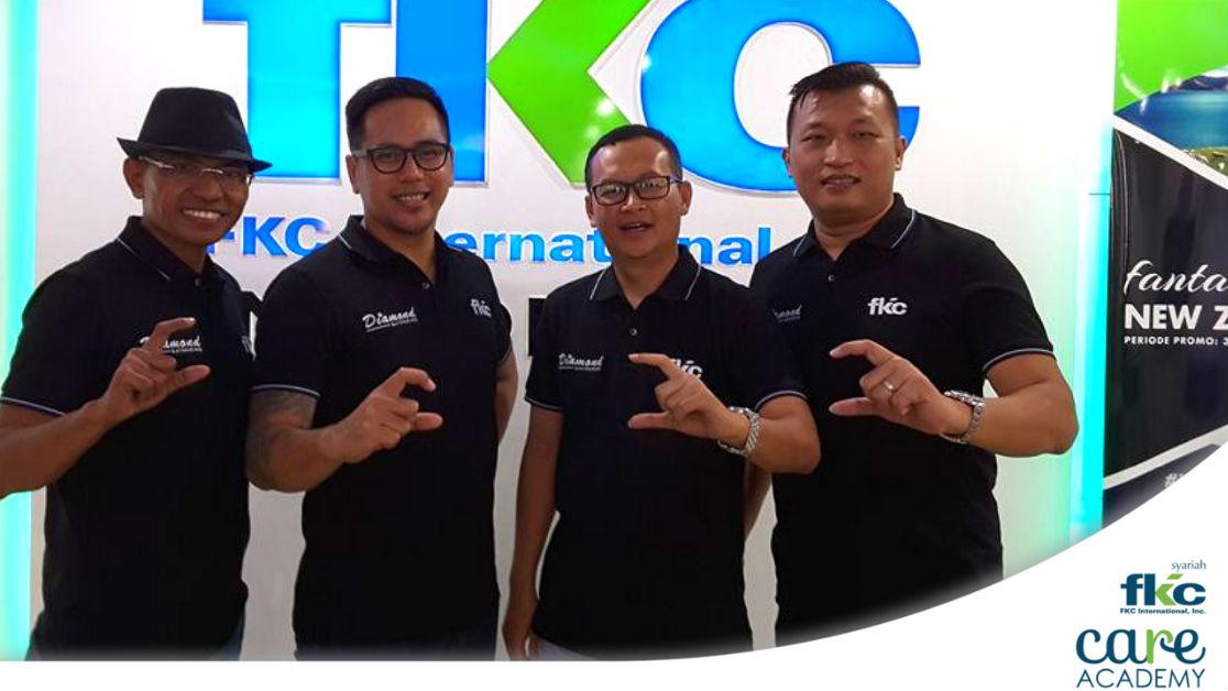 Bisnis Fkc Syariah - Top Leader Fkc - Jefry Juliarto