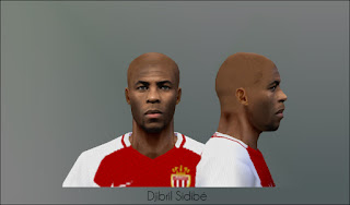 PES 6 Faces Djibril Sidibé by Don_rxf