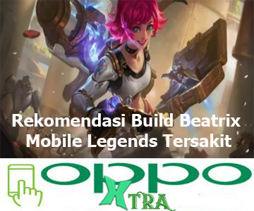 Rekomendasi Build Beatrix Mobile Legends Tersakit