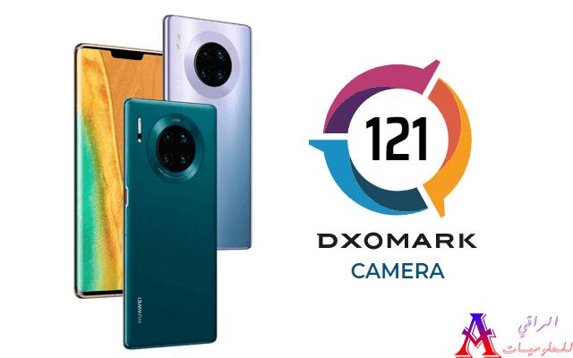 هاتف Huawei Mate 30 Pro يتصدر قائمة DxOMark كأفضل هاتف من حيث الكاميرا