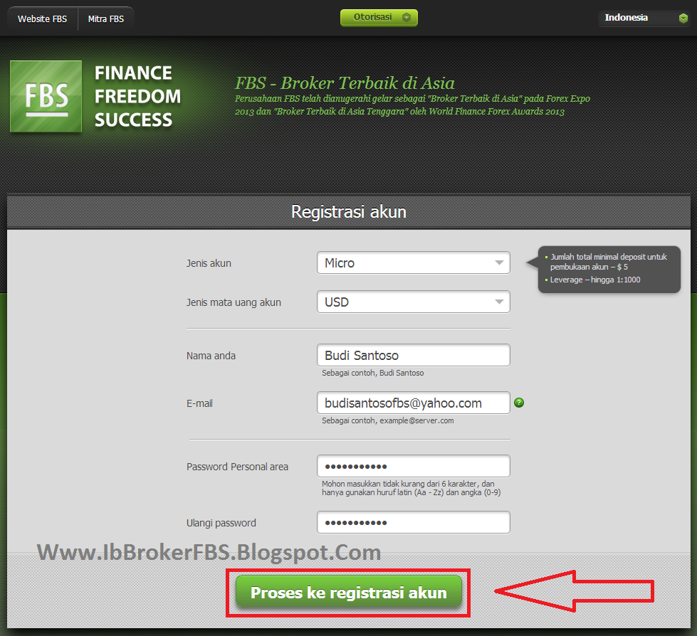 Fbs forex rebate