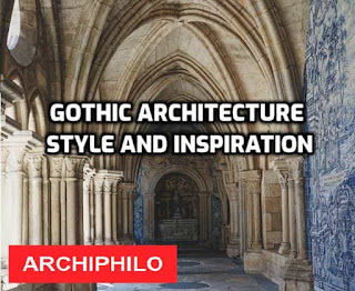 Gothic architecture style and inspiration