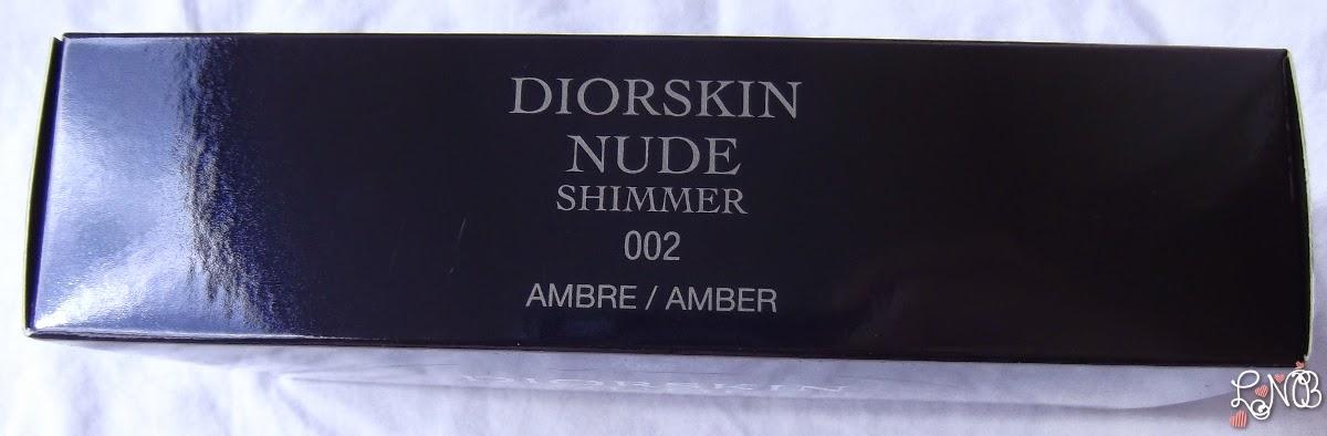 DIOR Diorskin Nude Shimmer Poudre illuminatrice