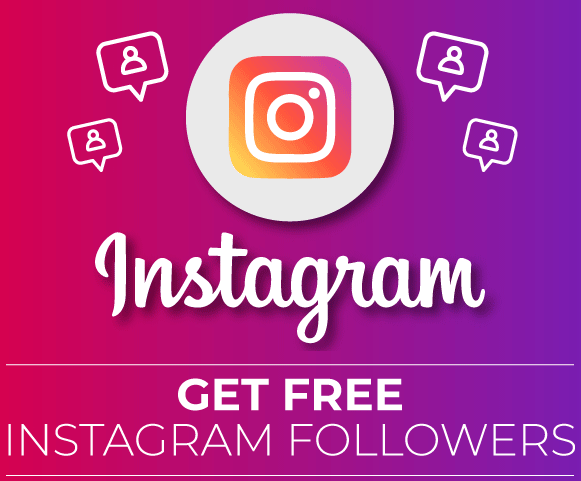 Get unlimited free Instagram followers and likes