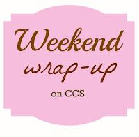 weekend+wrap up Weekend Wrap up