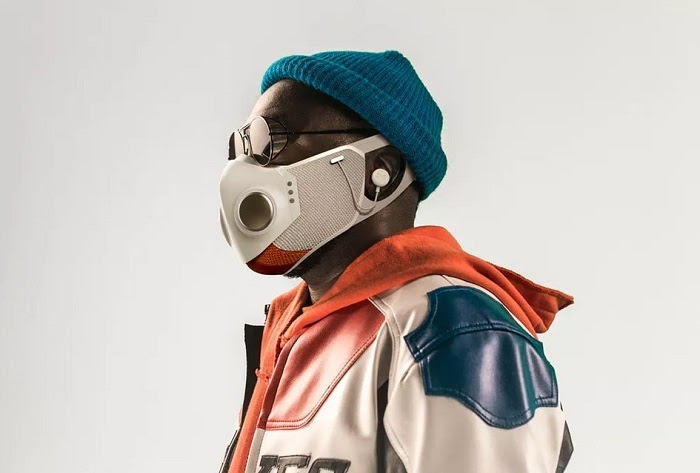 Will.i.am Xupermask Bluetooth Face Mask