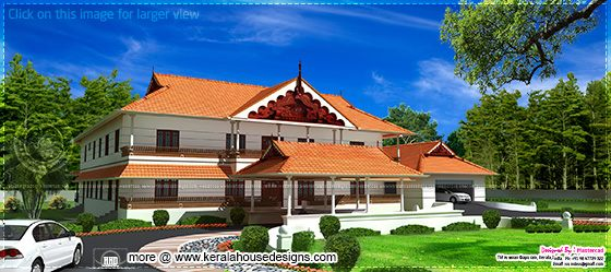 Kerala super luxury home