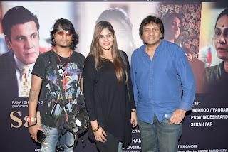 41. Aziz Zee with Sanobar Zee and Suresh Thomas