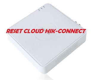 Cara reset cloud DVR hikvision cctv terbaru 2020